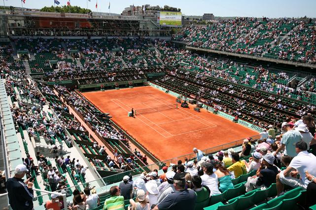 Roland-Garros (Photo: BigStock)
