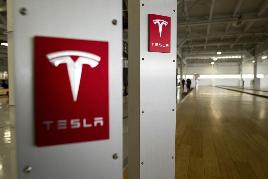 Les batteries proposées par Tesla pourraient permettre aux... (PHOTO ARCHIVES BLOOMBERG)