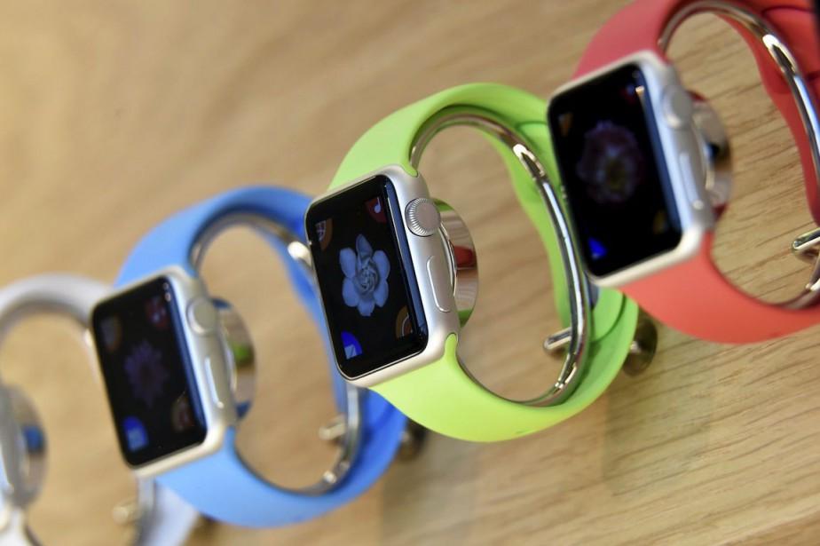 Apple ne divulgue pas officiellement ses chiffres de... (Photo Toby Melville, archives Reuters)