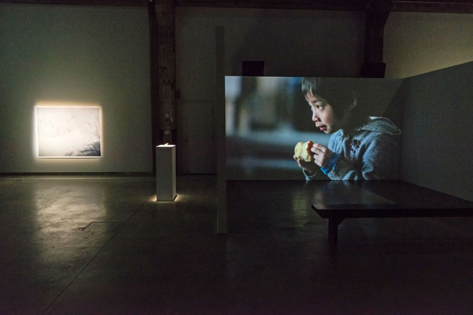 The Act of Forgetting, Chih-Chien Wang. Vue de... (Photo: Maxime Boisvert, fournie par la Fonderie Darling)