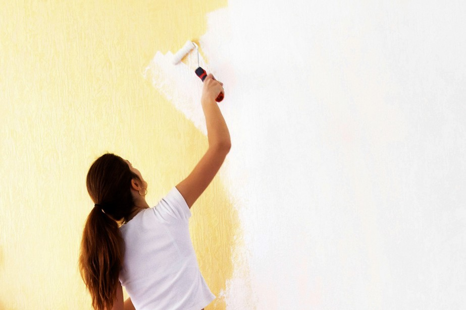 Comment Enlever De La Peinture En Bombe Sur Un Mur comment camoufler des couleurs vives? | violaine ballivy | peinture