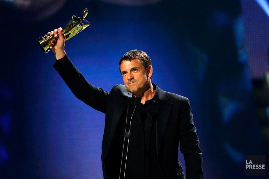 Claude Legault a remporté le prix dela personnalité... (PHOTO OLIVIER JEAN, LA PRESSE)
