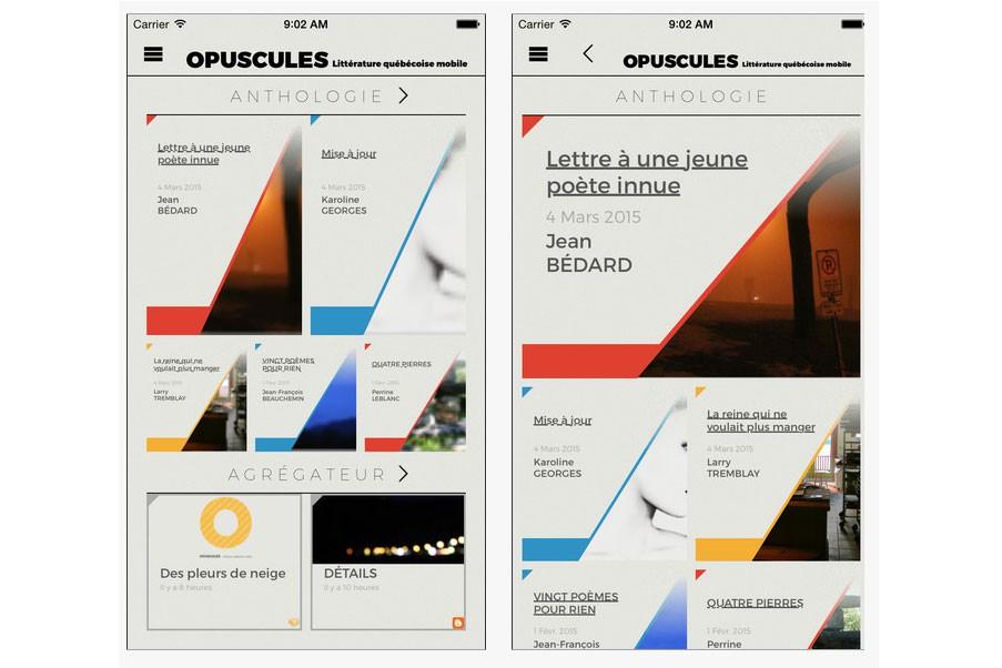 La littérature et la création littéraire québécoise, accessible gratuitement...