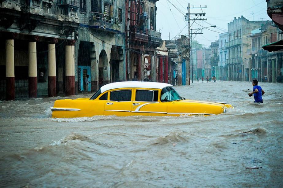 La Protection civile a précisé que «10 089... (Photo YAMIL LAGE, AFP)
