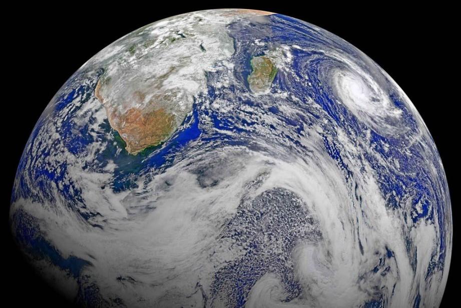 «LaNASAest à la pointe dans le monde dans... (Photo NASA)
