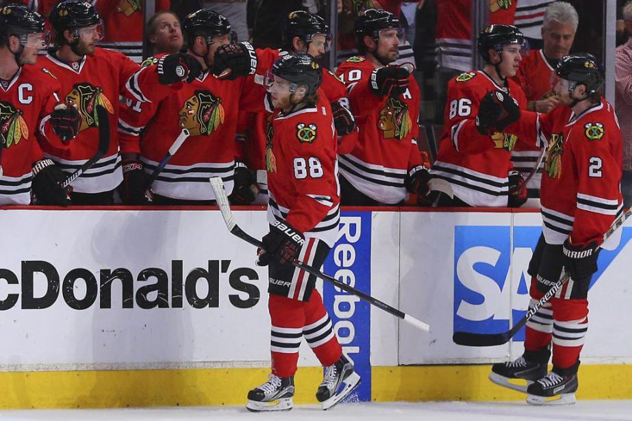 Le huitième match de plus d'un but de... (Photo Dennis Wierzbicki, USA TODAY Sports)