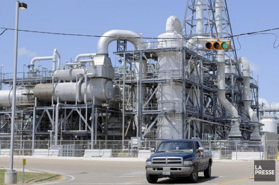 Une usine de Dow Chemical au Texas.... (Phtoo archives AP)