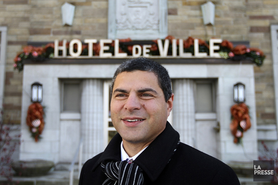 Le mairede Victoriaville, Alain Rayes.... (Photo Stéphane Champagne, archives La Presse)