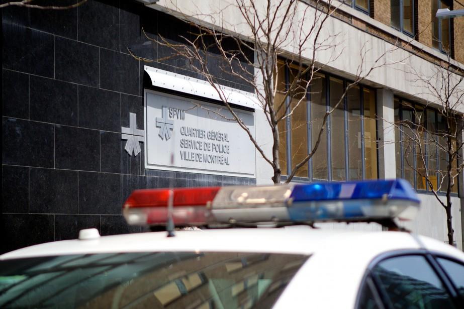 Le sergent-détective Roger Larivière reproche à son employeur... (PHOTO SARAH MONGEAU-BIRKETT, ARCHVES LA PRESSE)