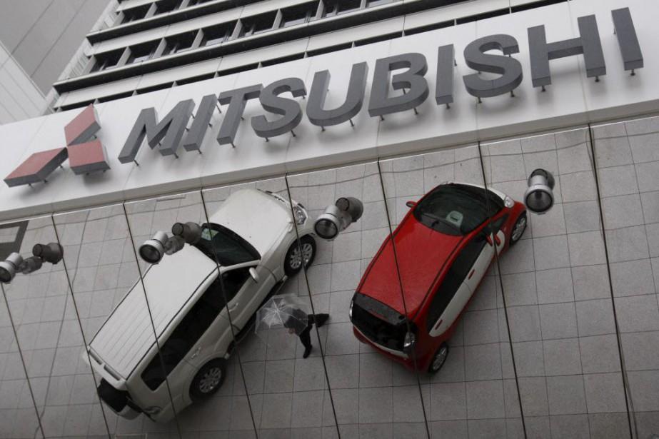 Le patron de Mitsubishi Motors a avoué mercredi... (Photo Yuriko Nakao, REUTERS)