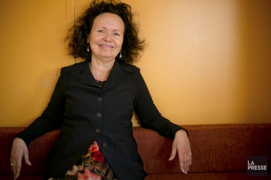 Manon Barbeau, fondatrice et directrice de Wapikoni.... (PHOTO DAVID BOILY, ARCHIVES LA PRESSE)