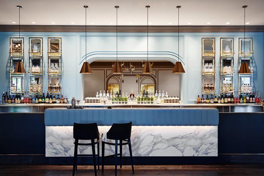 Le bar stillery de l intercontinental sydney double bay 12 mai 2015