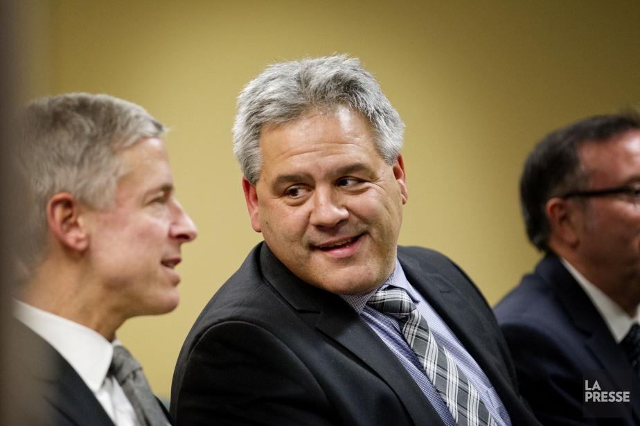 Le maire de l'Assomption, Jean-Claude Gingras... (PHOTO ARCHIVES LA PRESSE)