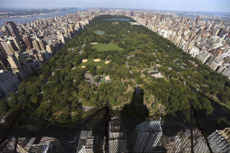 Vers 16h, à la fin de septembre, la... (PHOTO CHANG W. LEE, ARCHIVES THE NEW YORK TIMES)