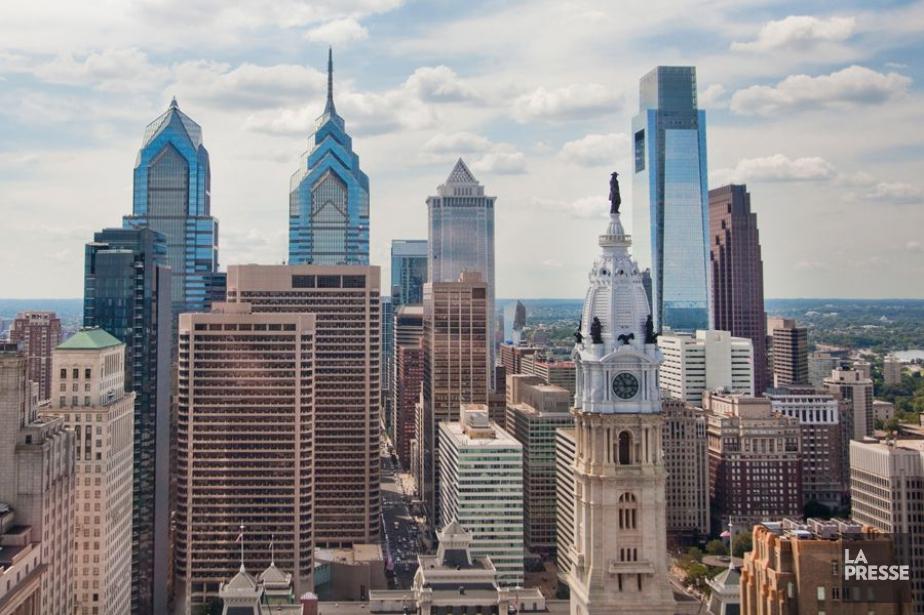 La ville de Philadelphie... (PHOTO M. FISCHETTI POUR VISITPHILLY)