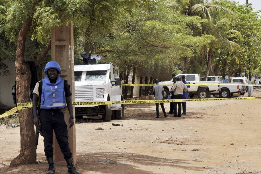 Le cessez-le-feu dans le nord du Mali est... (PHOTO HABIBOU KOUYATE, AFP)