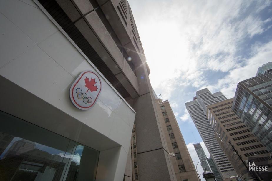 La maison olympique canadienne à Montréal... (PHOTO IVANOH DEMERS, ARCHIVES LA PRESSE)