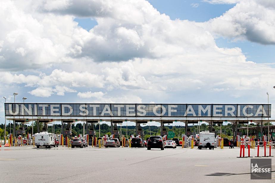 Une porte-parole du Service des douanes et de... (PHOTO ANNE GAUTHIER, ARCHIVES LA PRESSE)