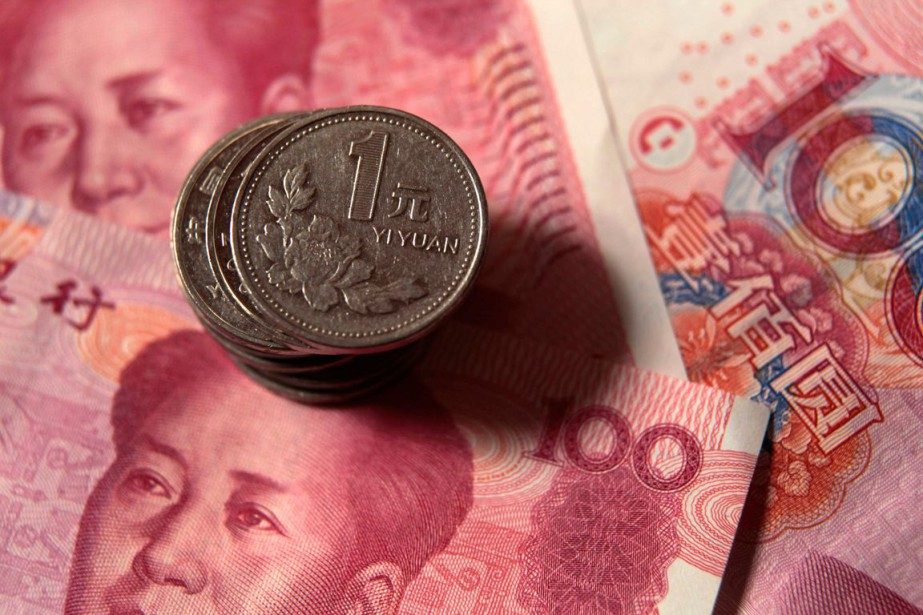 La banque centrale chinoise (PBOC) a... (PHOTO PETAR KUJUNDZIC, ARCHIVES REUTERS)
