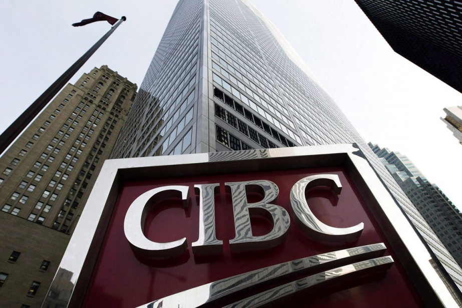 La Banque CIBC ( (PHOTO ARCHIVES LA PRESSE CANADIENNE)