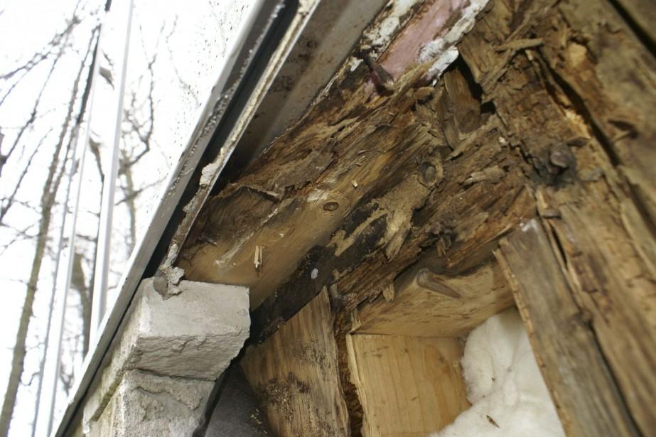 Plus de 150 000$ de dommages causés par... (Photo fournie par Claude Latulippe)