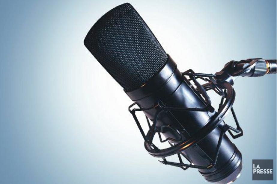 Les stations de radio au pays ont eu de légères... (PHOTO ARCHIVES LA PRESSE)