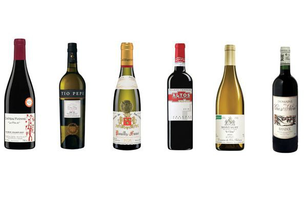 Goûté à deux reprises, mais dans des circonstances différentes, un même vin......