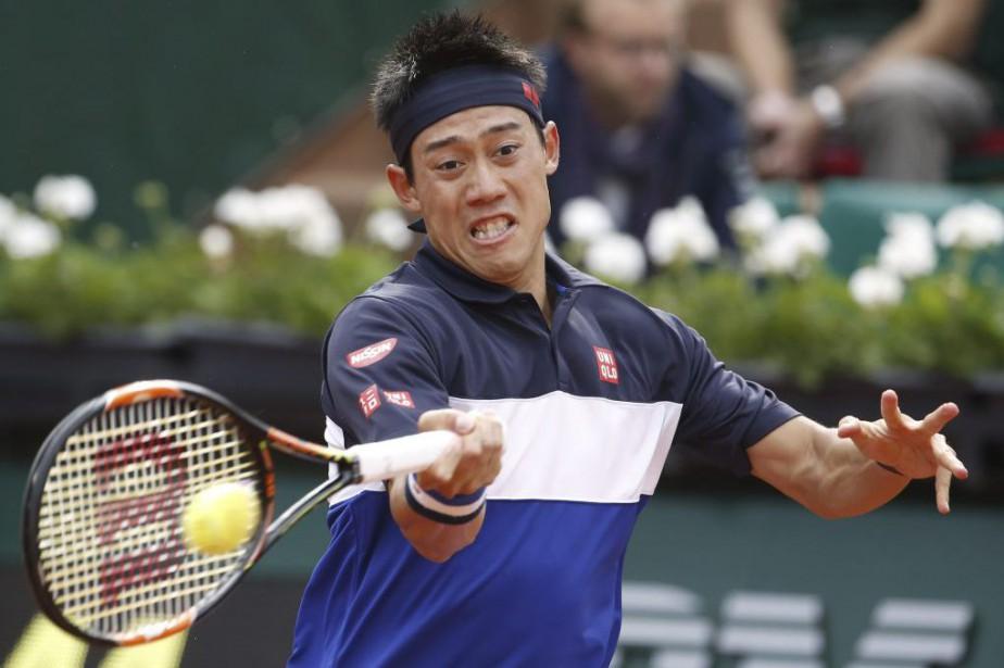 Nishikori affrontera Tsonga en quarts à Paris