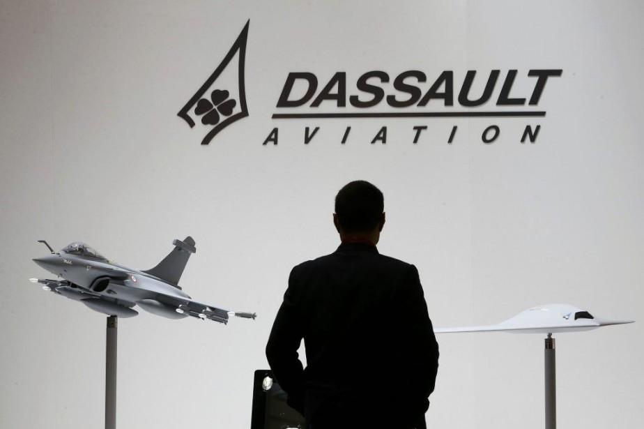 Malgré un premier trimestre décevant pour l'aviation d'affaires,... (PHOTO DENIS BALIBOUSE, ARCHIVES REUTERS)