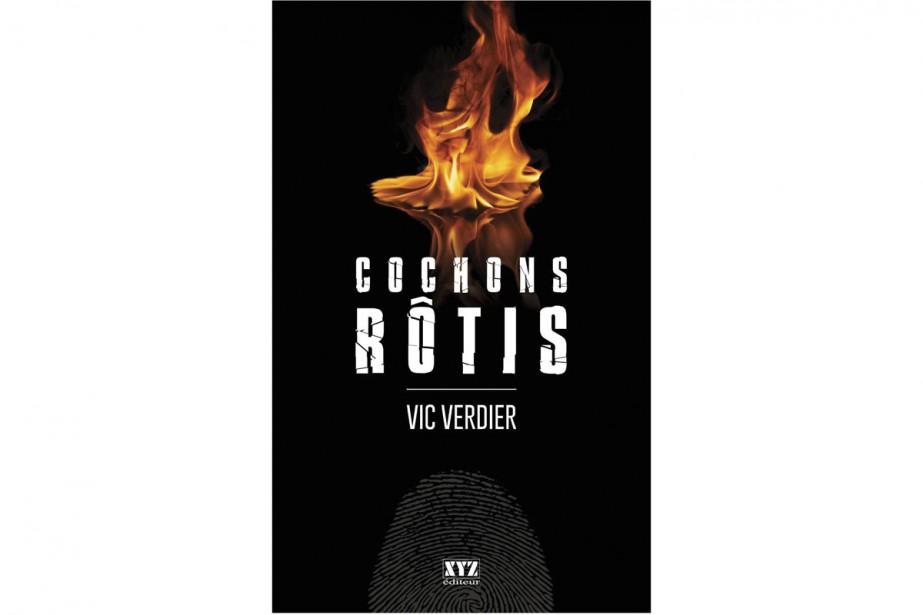 Vic Verdier nous revient avec un nouveau roman et, encore une fois, un héros...