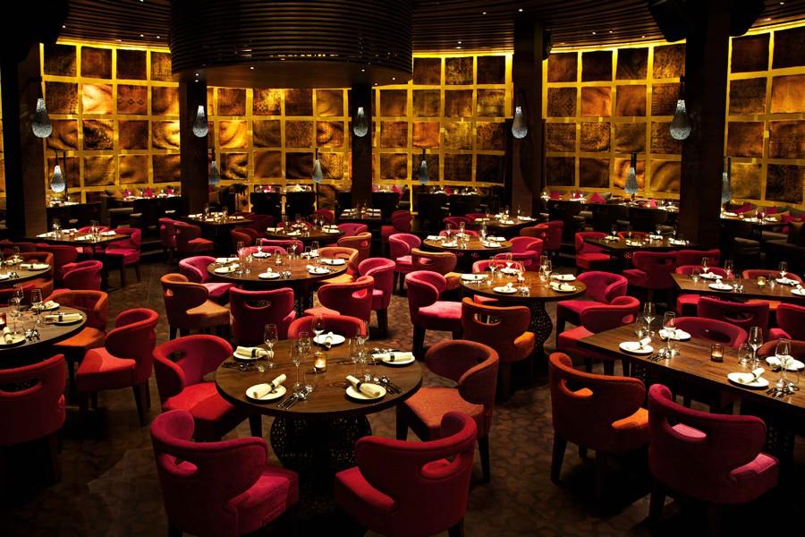 Le restaurant Qbara offre une cuisine contemporaine du Moyen-Orient. (PHOTO FOURNIE PAR QBARA)