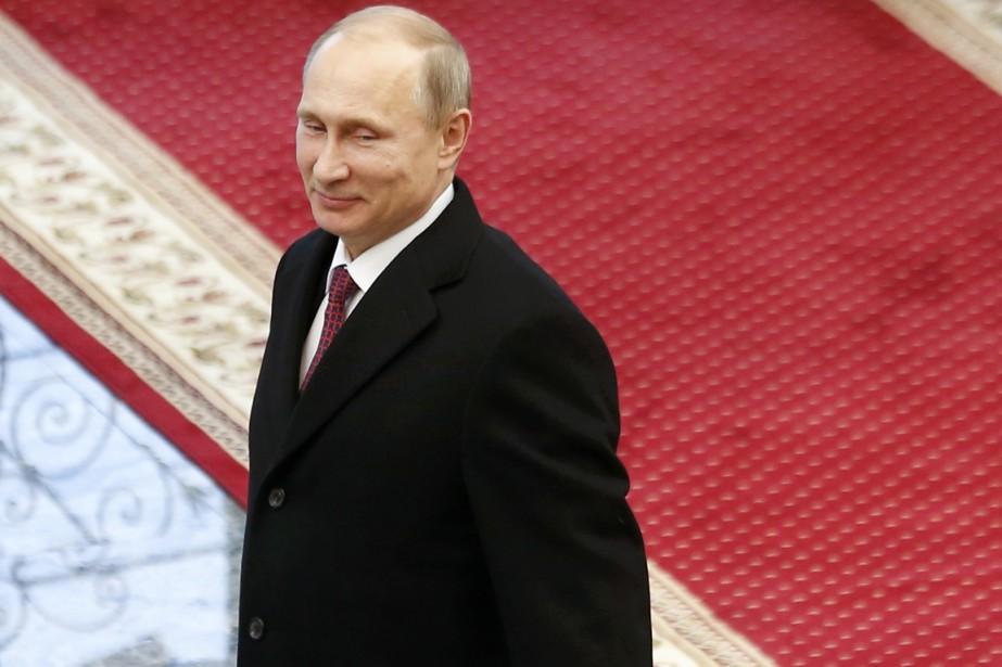 Ratifiée par Vladimir Poutine le 27 mai, la... (PHOTO VASILY FEDOSENKO, ARCHIVES REUTERS)