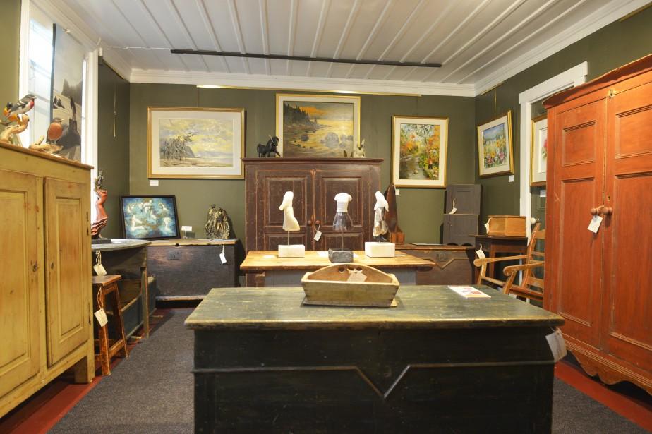 L 39 art et les antiquit s en symbiose l 39 le d 39 orl ans - Galerie le garage orleans ...