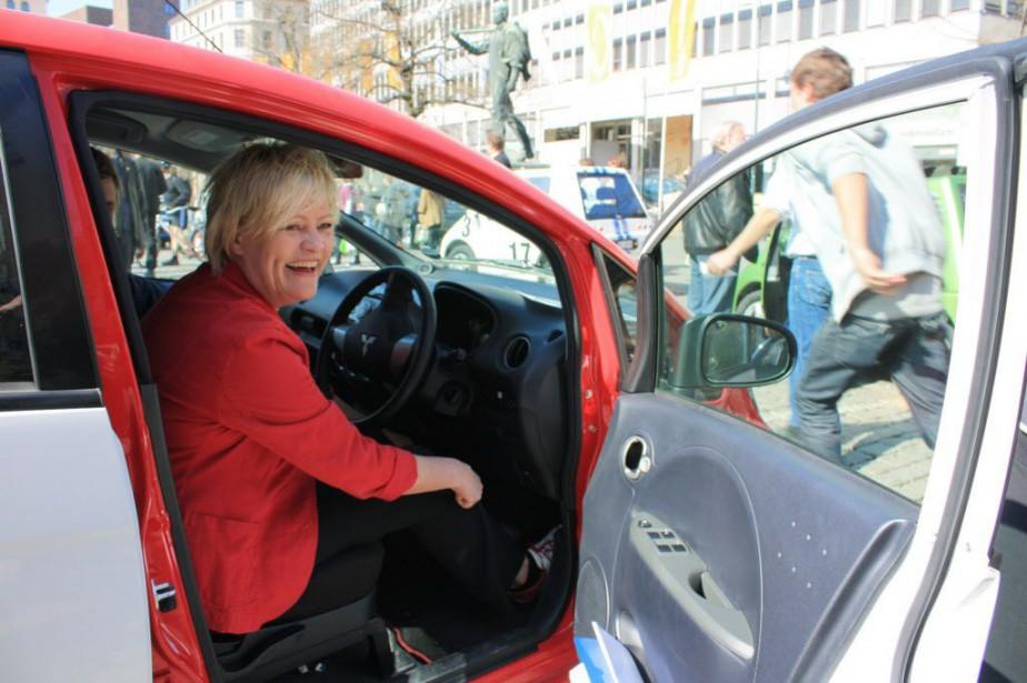 L'ancienne ministre des Finances de la Norvège, Kristin... (Photo Alister Doyle, archives Reuters)