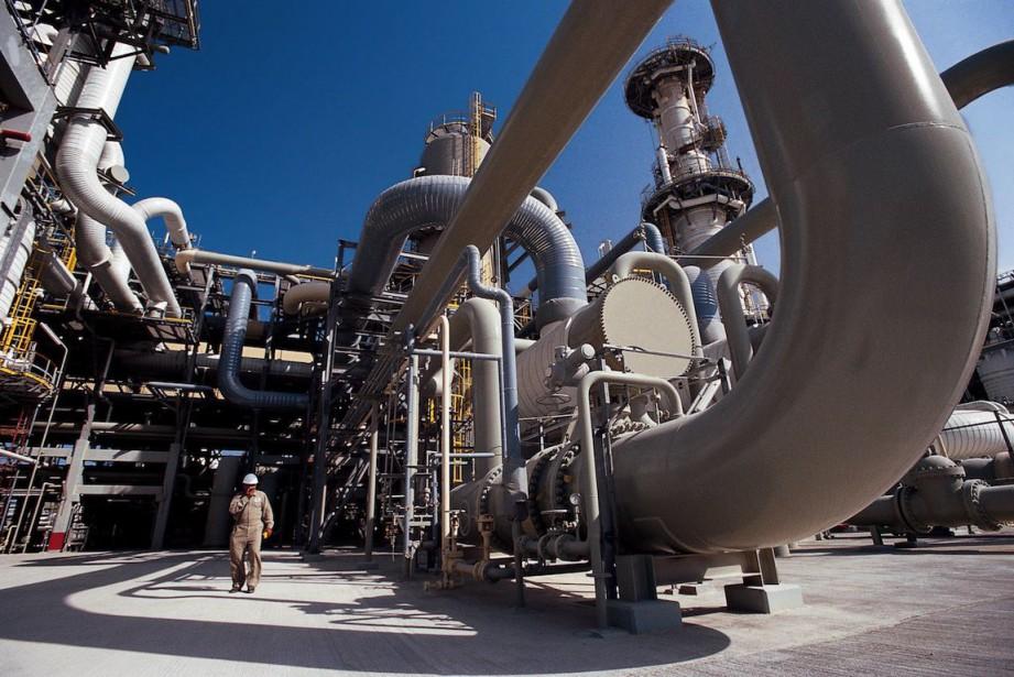 Le méthane, principal constituant du gaz naturel, joue... (Photo Archives The New York Times)
