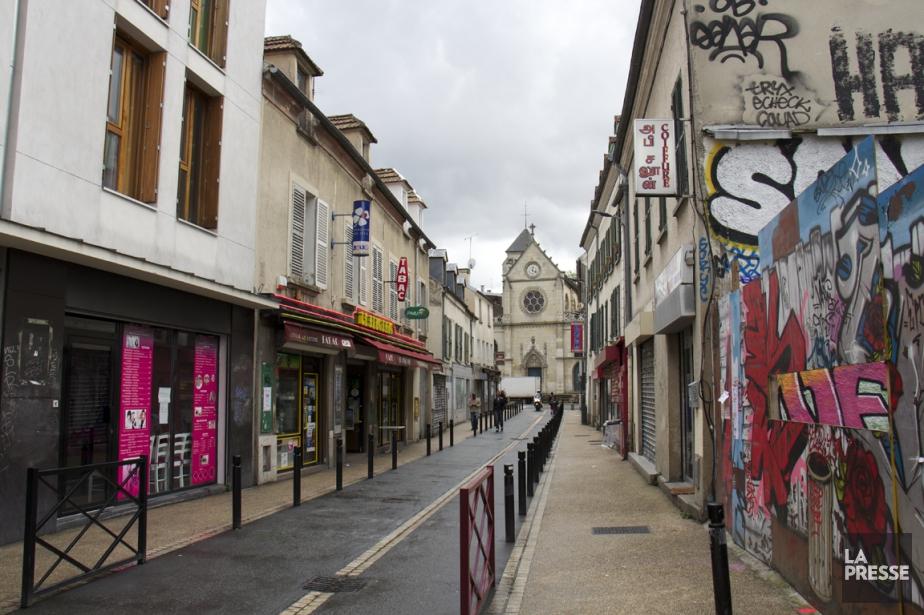 Avec ses rues étroites et ses immeubles bas,... (Photo Anabelle Nicoud, La Presse)