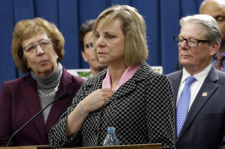 Debbie Ziegler, la mère de Brittany Maynardqui s'était... (PHOTO ARCHIVES AP)