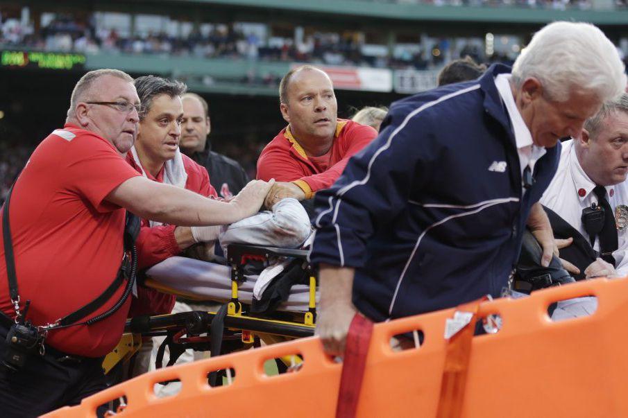 TonyaCarpenter avait été hospitalisée avec des blessures que... (PHOTO CHARLES KRUPA, AP)