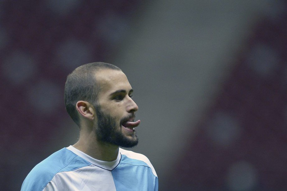 Aleix Vidal... (Photo Jorge Guerrero, archives AFP)