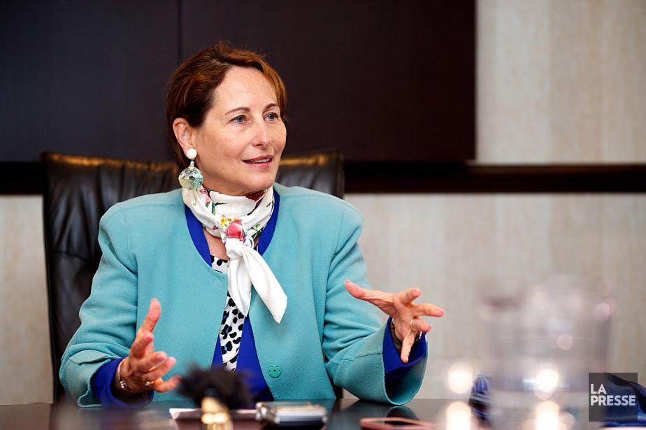 Ministre de l'Écologie et du Développement durable, numéro... (PHOTO SARAH MONGEAU-BIRKETT, LA PRESSE)