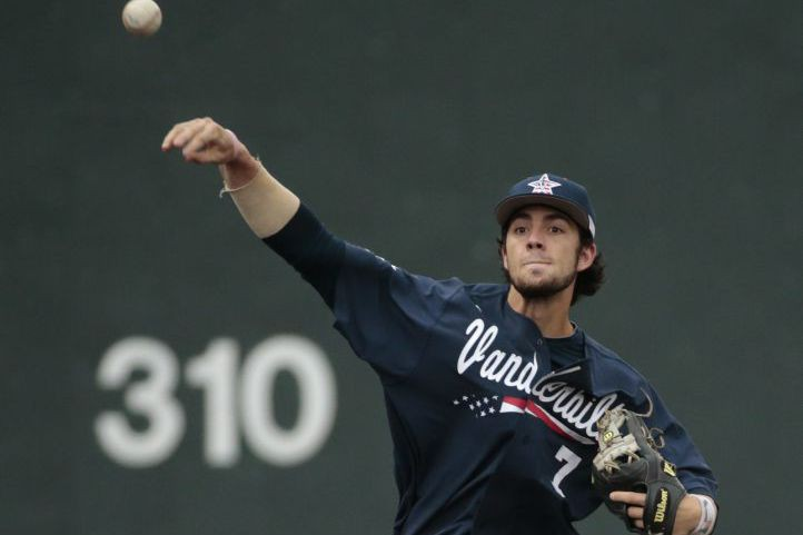 Dansby Swanson... (Photo Mark Humphrey, archives AP)