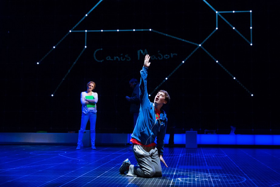 The Curious Incident of the Dog in the... (PHOTO SARA KRULWICH, THE NEW YORK TIMES)