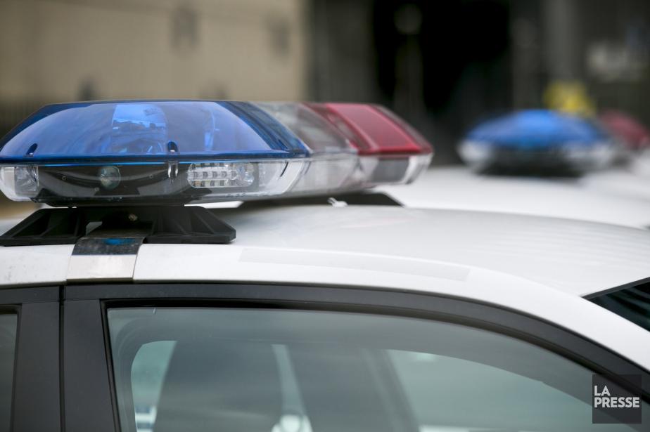 Une femme âgée de 94 ans a été victime d'une entrée par... (ARCHIVES LA PRESSE)