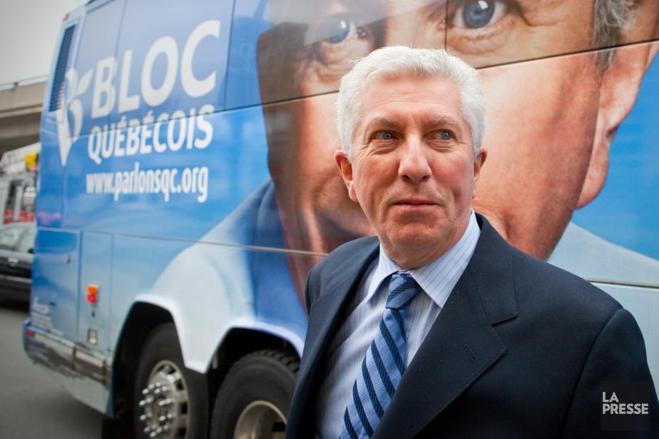 Gilles Duceppeannoncera aujourd'hui qu'il redevient chef du Bloc... (PHOTO ANDRÉ PICHETTE, ARCHIVES LA PRESSE)