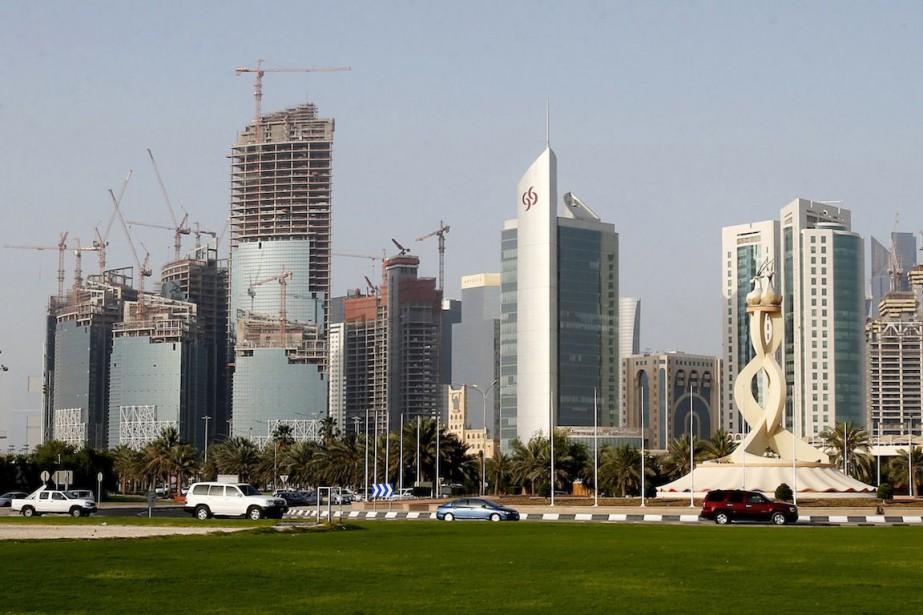 Le gouvernement de Doha a annoncé son intention... (PHOTO FADI AL-ASSAAD, ARCHIVES REUTERS)