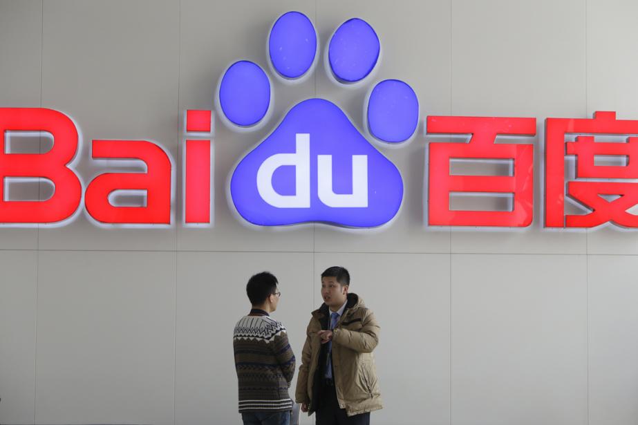 Le géant de l'internet chinois Baidu présentera un... (Photo Jason Lee, archives Reuters)
