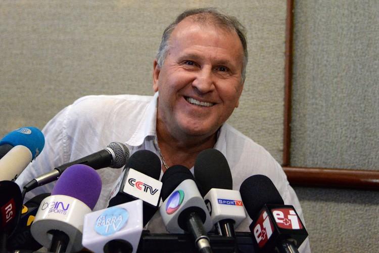 S'il était élu à la tête de la... (Photo: AFP.)