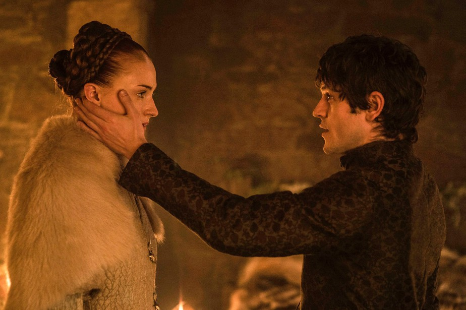 Les personnages de Sansa Stark (Sophie Turner) et... (PHOTOHELEN SLOAN, ARCHIVES ASSOCIATED PRESS)