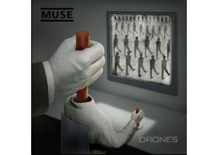 Le septième album du trio britannique Muse se veut conceptuel: nous y suivons...