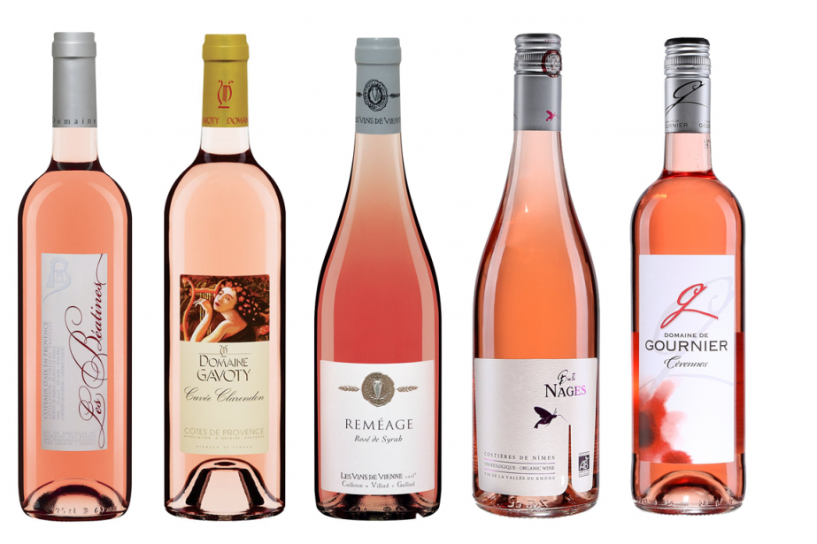 On dit parfois des rosés, ou du moins de certains rosés, que ce sont des vins...